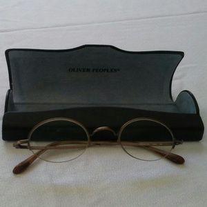 Oliver Peoples Alcott glasses